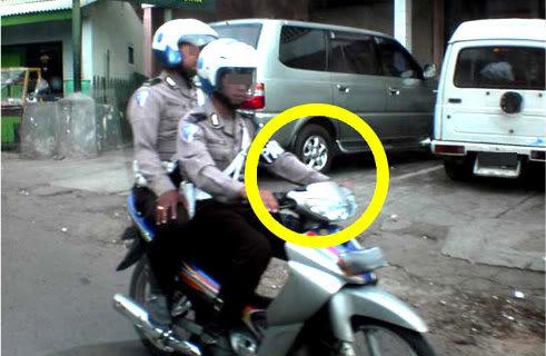 Lalu Lintas Indonesia Lalu Lintas di Jalan Nusantara