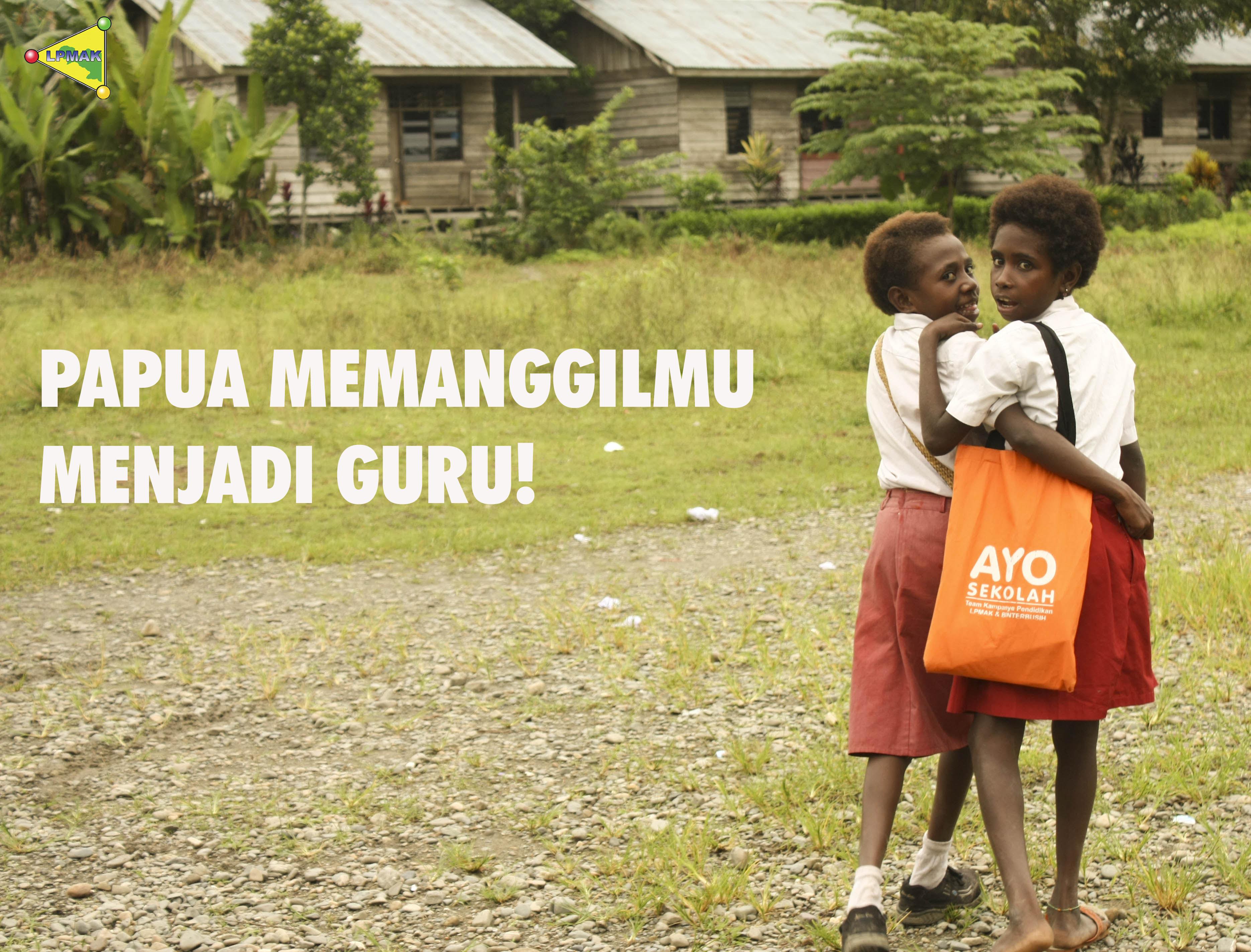 Foto Anak Papua